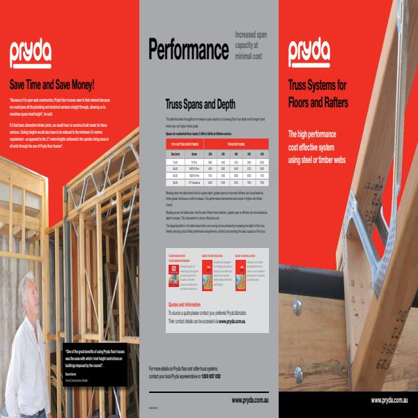 Truss Systems Performance