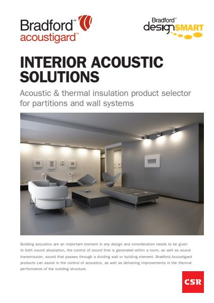 Acoustigard Interior Acoustic Solutions