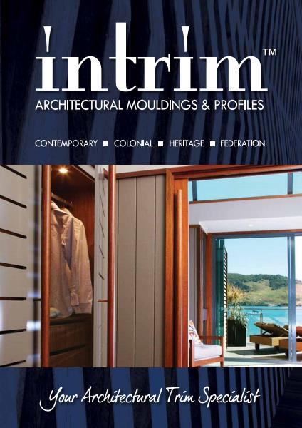 Intrim™ Architectural Mouldings