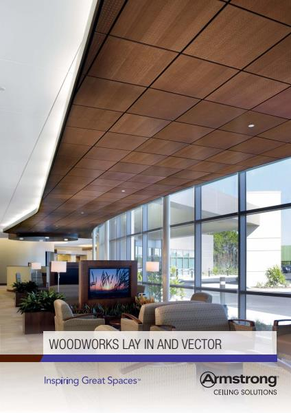 WoodWorks Lay In and Vector brochure