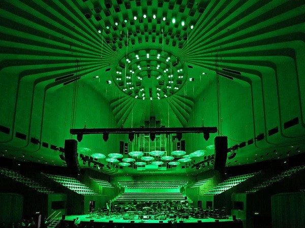 The 4 Star Green Star rating is an extraordinary achievement for Sydney Opera House