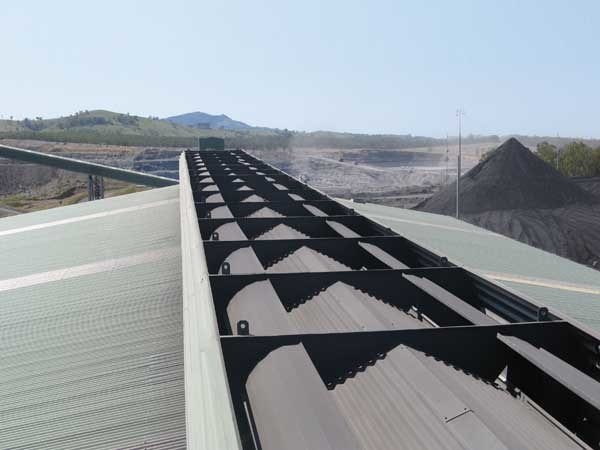 Airocle provides tailored natural ventilation systems engineered for harsh environment operations such as large infrastructure, industrial and mining projects