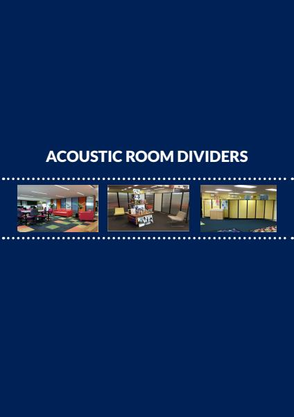 Acoustic Room Dividers Brochure