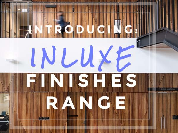 Inluxe Finish Options