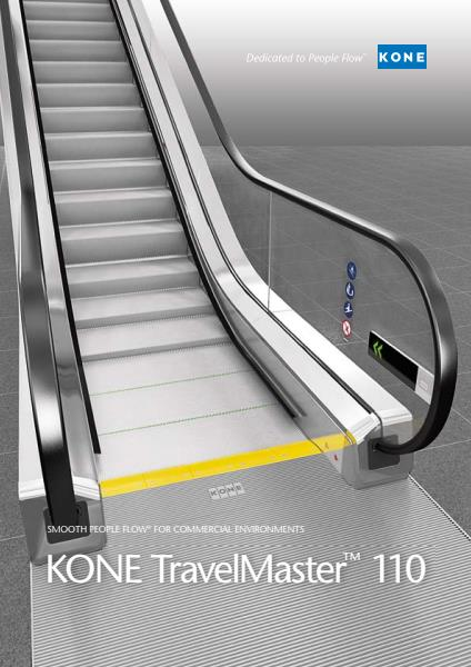 TravelMaster™ 110 Escalator