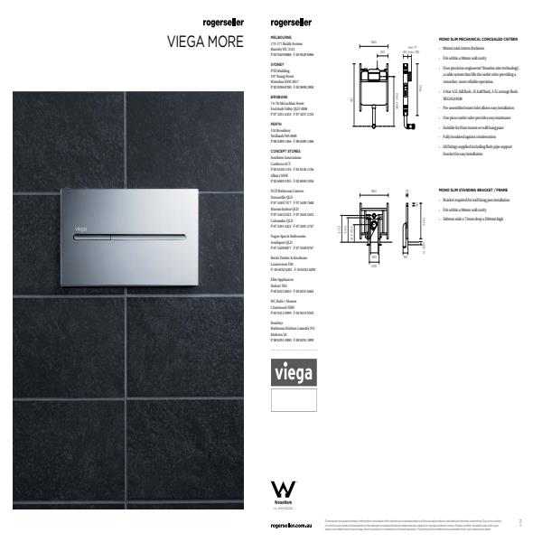 Viega More Brochure