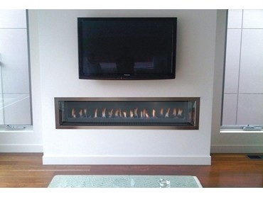 Real Flame Gas Fireplaces - Landscape 1000
