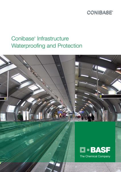 Conibase Infrastructure Waterproofing and Protection