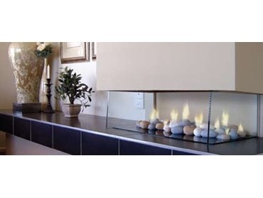 Real Flame Gas Fireplaces - Pure Vision 850
