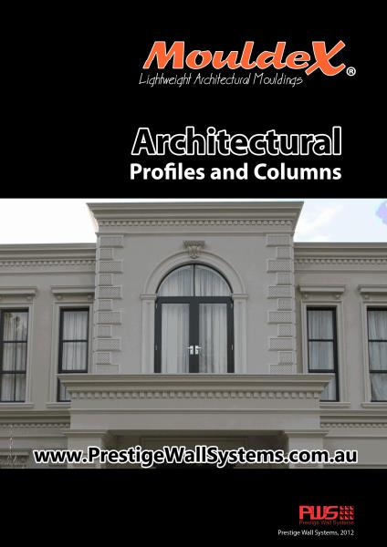 MouldeX Architectural Profiles and Columns