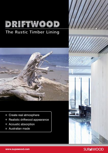 DRIFTWOOD The Rustic Timber Lining
