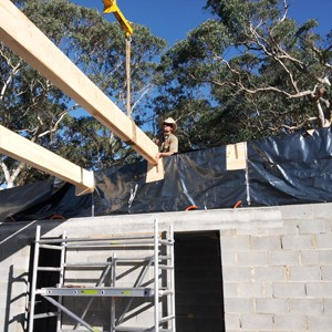 Max Pritchard Architects design Australia's first certified PassivHaus