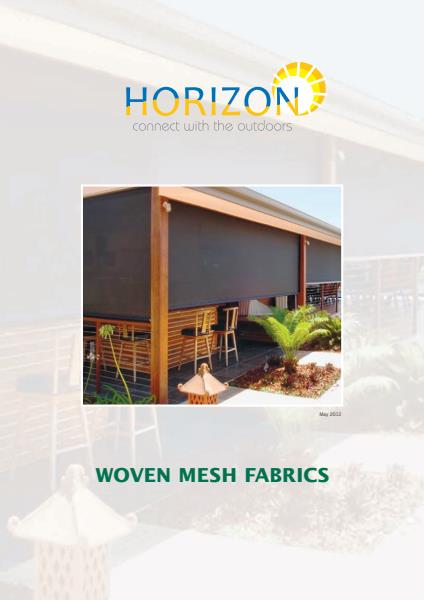 Horizon Mesh Brochure