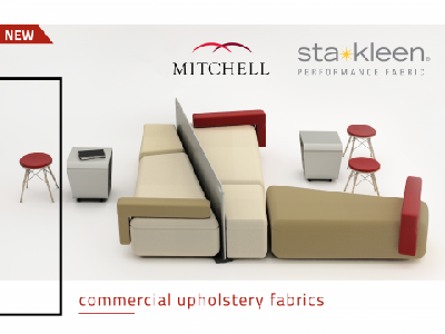 Sta-Kleen faux leather upholstery fabrics