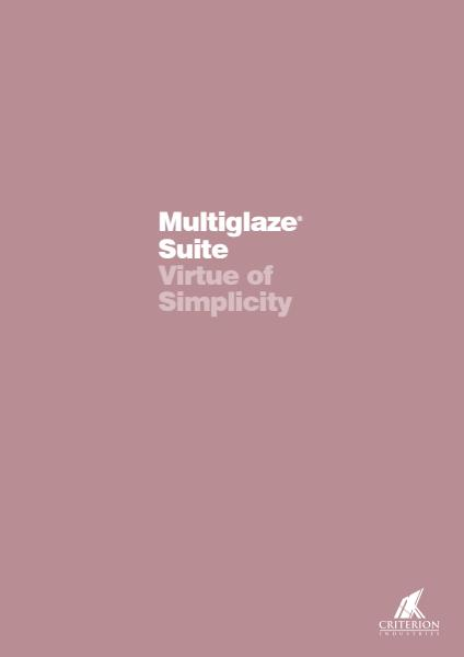 Multiglaze Suite Brochure