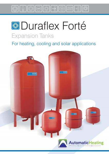 Duraflex Forte Expansion Tanks