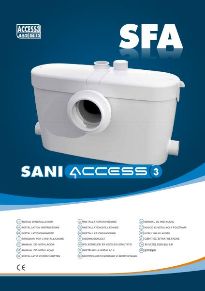 SANIACCESS Installation Guide
