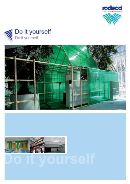 Do it yourself brochure