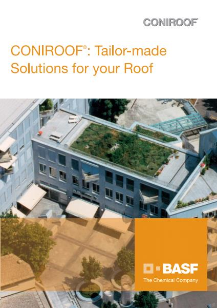 Coniroof Tailor-Made Solutions For Your Roof