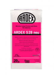 ARDEX S 28 Neu Microtec Large Format And Stone Tile Adhesive