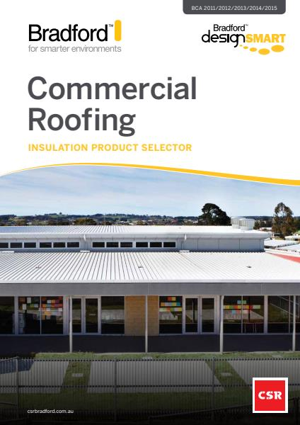 Commercial Roofing Product Selector