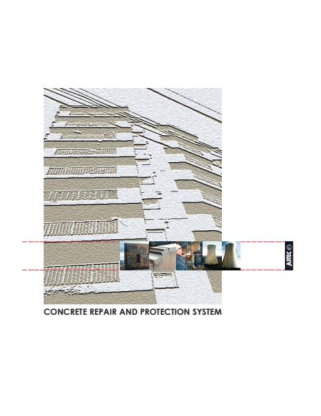 Concrete Repair & Protection System