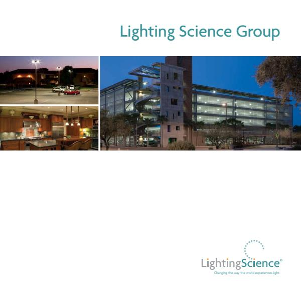 LED Lighting Brochure