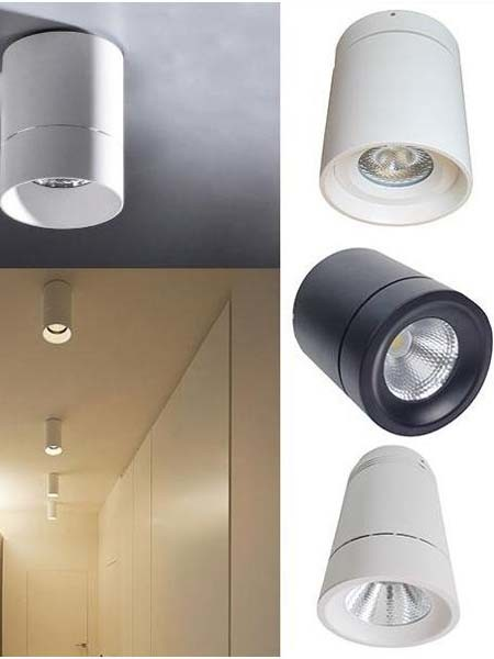 Surface mount LED lights