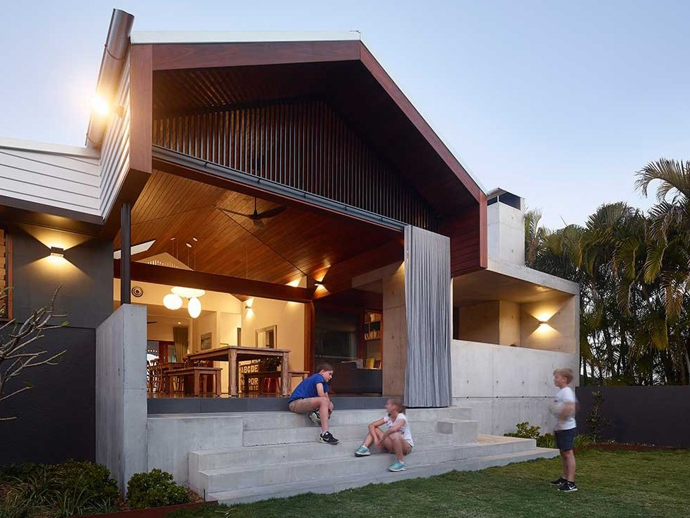 Subtropical modernism: Reinventing the Queenslander