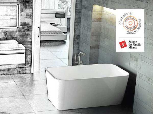 Designers are required to design a 2m x 3m bathroom space using Victoria + Albert products