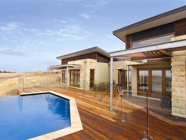 The Barrabool Hills Estate home