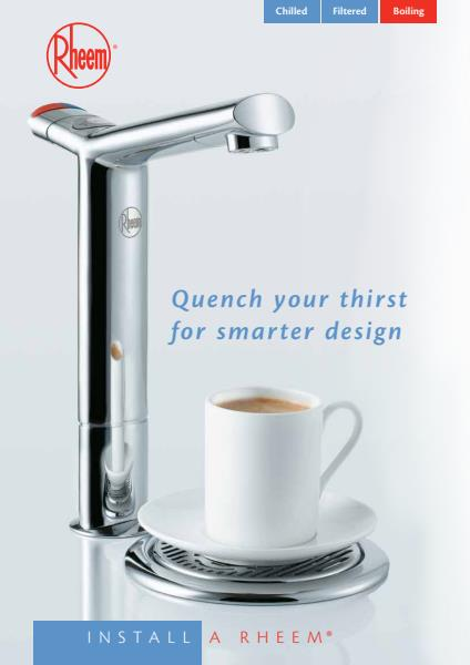 Rheem® Programmable Water Taps