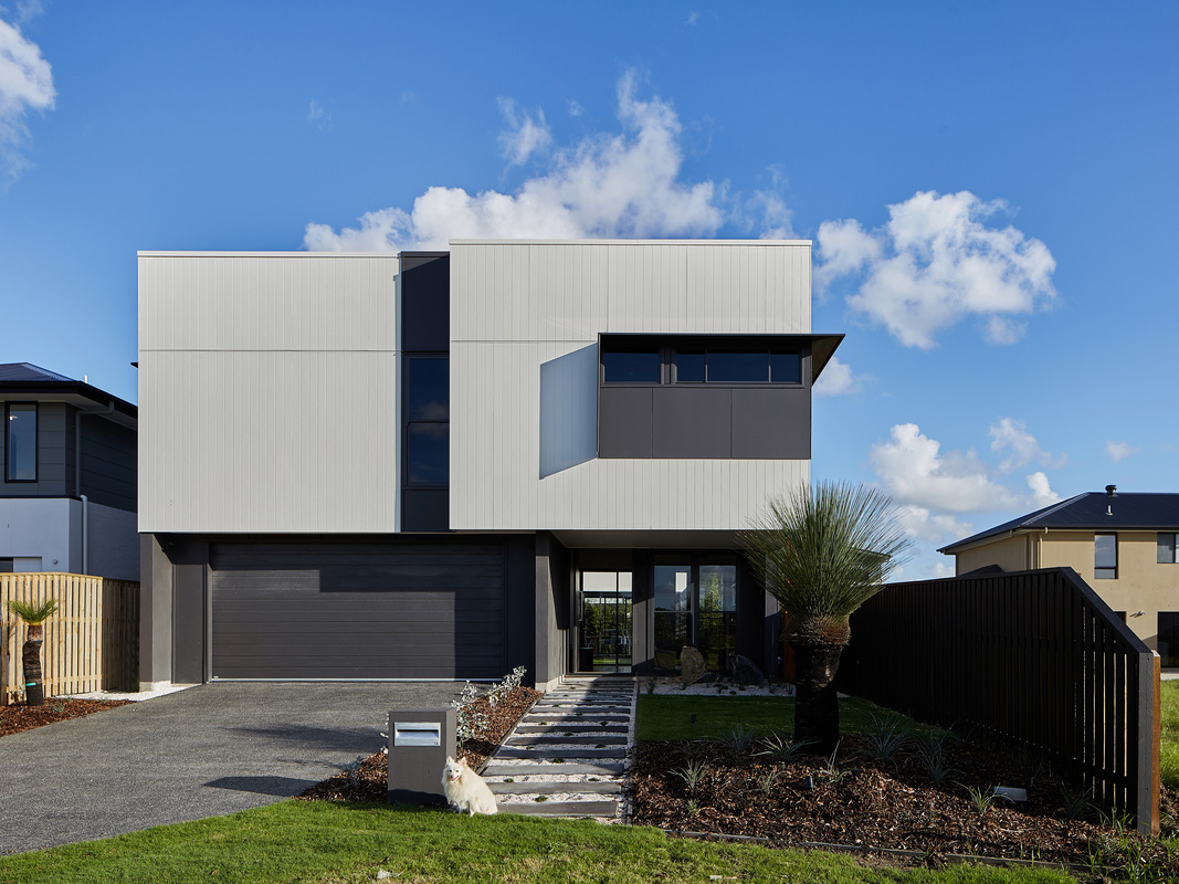 Courtyard home breaks the mould in a suburban estate