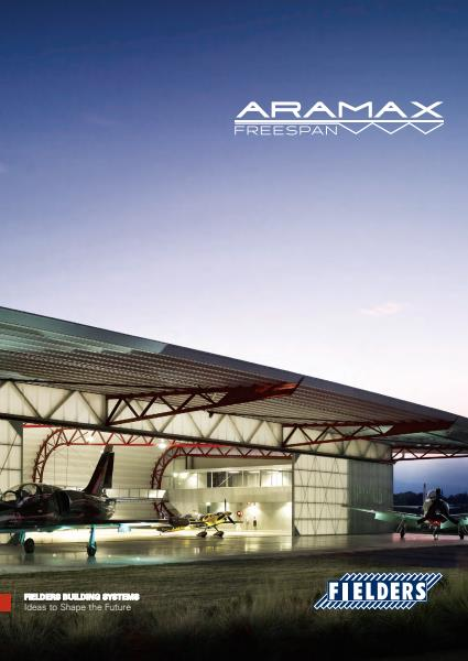 Fielders Steel Roofing ARAMAX brochure
