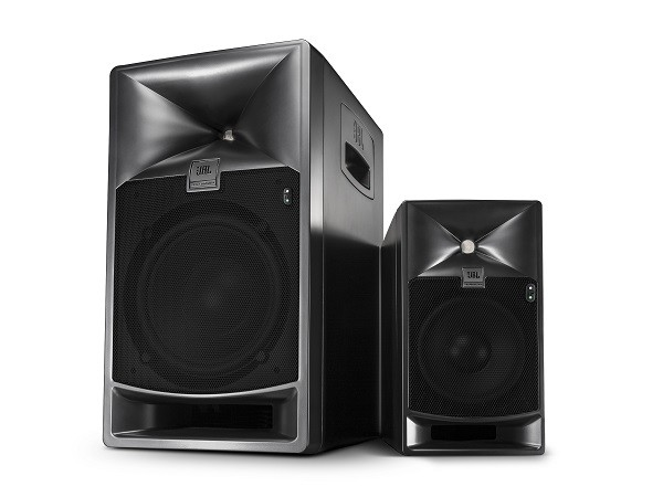 JBL 7 Series powered master reference monitors