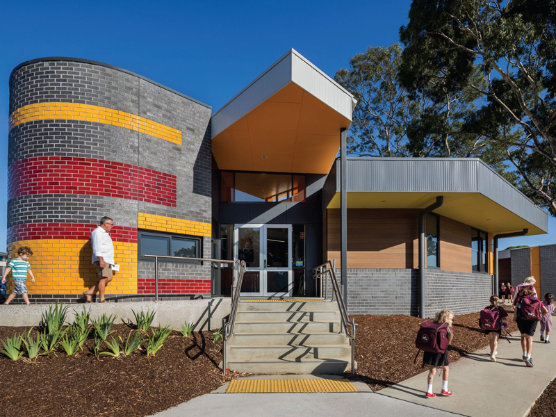 A contemporary transformation of a 1960s Melbourne school