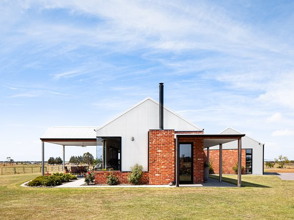 Ramsar Fields: The modern barnhouse