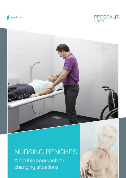 Nursing Benches Brochure