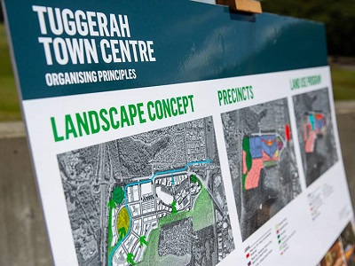 Tuggerah Town Centre redevelopment proposal