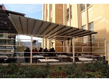 Alutectic Fleerwood Retractable Roof System