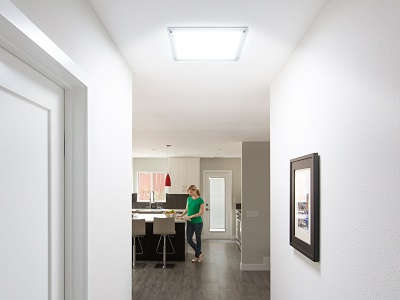Square skylight