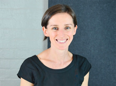 MGS Architects associate director Elliet Spring