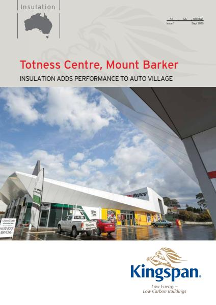 Totness Centre Project Summary