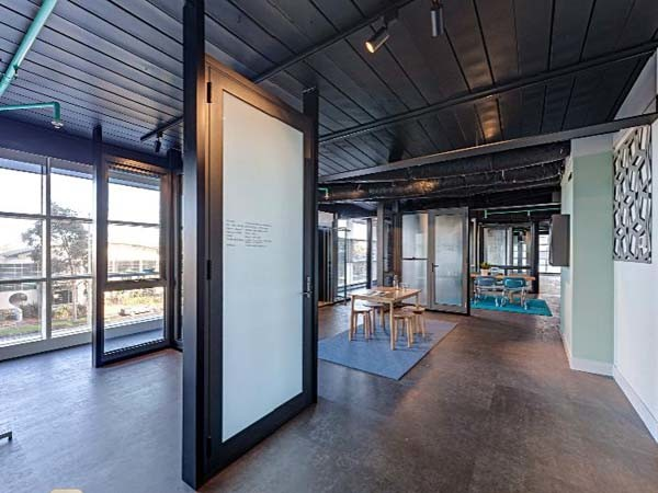 Capral's Architectural Design Showroom