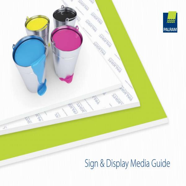 Display media guide