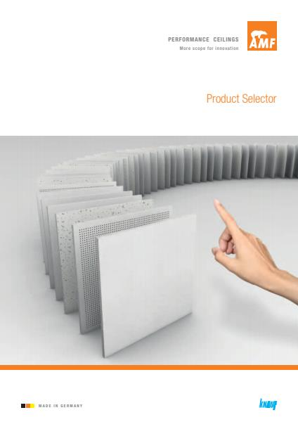 Product Selector Brochure